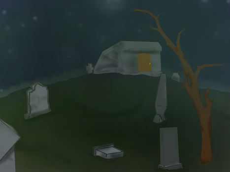 Land of Rust and Graves by izuna20