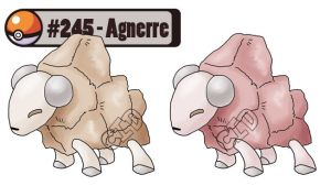 245 -Agnerre by Cid-Fox