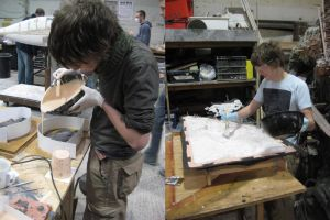 Moulding and Casting 2 by deepset