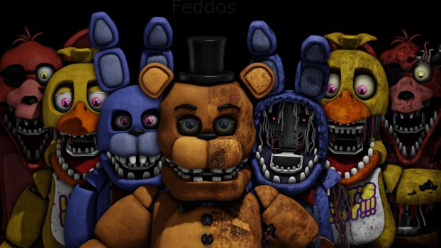 The Old Ones (entry) by SpringTrapGames