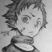 Ganta (Deadman Wonderland) by cmbmint