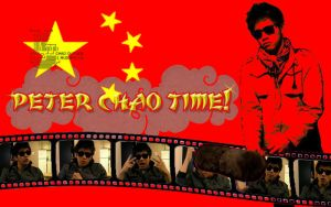 Peter Chao Time by Chick-with-a-pencil