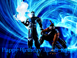 Happy Birthday Jason--Kayge by LegendaryDragon90