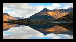 The Pap of Glencoe by Stormhawke