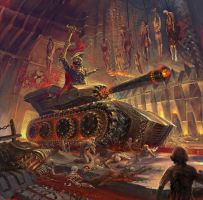 Gears of blood by godbo6