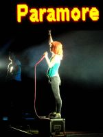 Hayley Live in PR by drawfreak-j
