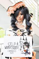 Ciel in Wonderland Promo by Cosmic-Decadence