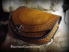 Viking Pouch - Side by The-Beast-Man