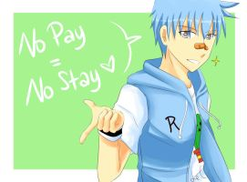 TBH: No Pay = No Stay by Kuro-D