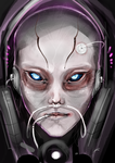 Tali'Zorah Concept Revision by Timmon26