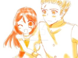 Omake : When I Met Him by Indonesia-tan