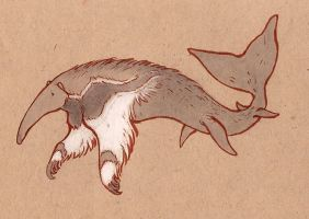 a mermaneater by luve