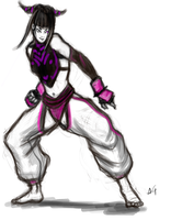Juri 2 by Greenstuff-Alex