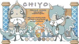 [reference] - c h i y o by Sableu