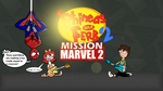 Thomas and Marie: Mission M2 Intro (with dialogue) by CKstudios