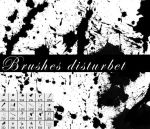 spatter Brush_disturbet by disturbet