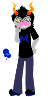 Troll!Markiplier--- Introduce yourself by Psycho-CandyAddicted