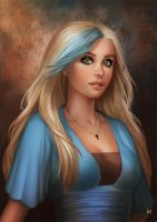 Commission: Nelly by JuneJenssen