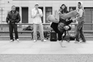 breakdancers by terenceH