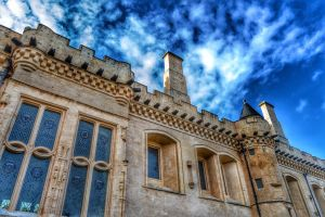 The Great Hall, Stirling Castle by Klikiti-Klik