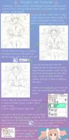 SAI Coloring Tutorial by foogie