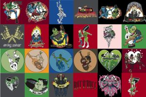 psychobilly collection by yayzus