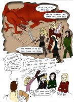 Gamers night for VC Vampires - Rude by CaptainLaura