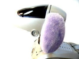 Aibo Cozies: Lilac by bunniesRawesome