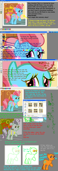 Pony base Tutorial: on MS Paint by BronyBase