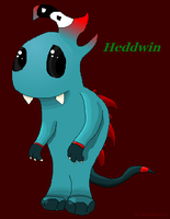 Heddwin by WebBread31