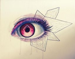 Diamond Eye by leigh-willow