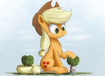 WV: Apple Shake by darkoverlords