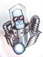 mr. freeze by mjfletcher