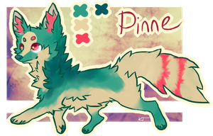 Pinne char. sheet 2013 by kikkien