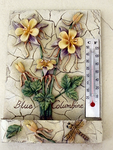 Decorative Thermometer by DarkenedHeart-Stock
