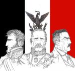 Heroes of the Fatherland by acfierro