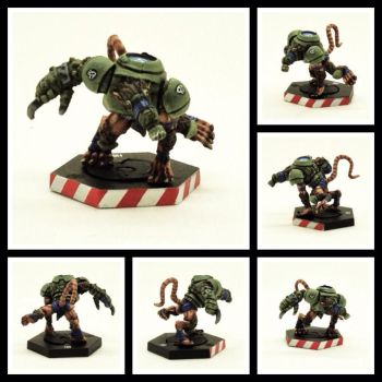 Dreadball Veer-myn Striker by burbidge