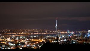 Auckland: from Eden by HaruNiji