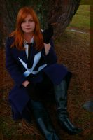 Fem!Scotland Cosplay by caught-the-doodlebug