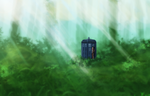 Remember where we parked the Tardis. by AtomicWarpin