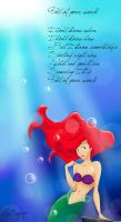 Ariel - Part of Your World by HigSousa