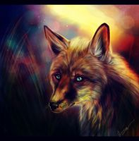 multicolored by Ginseng-fox