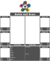 FF Brains Template by pandemoniumfire
