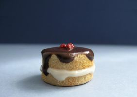 Boston Cream Pie by cinnamonlilies