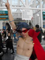 The Almighty Kamina Cosplay by SuperSonicHero10