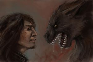 Hunter and the Hunted by HennaL