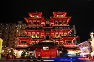 Chinese Temple by Deeeemz