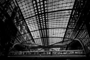 berlin main train station by ChristianRudat