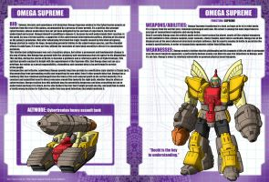 SoD Omega Supreme Bio eng by M3Gr1ml0ck
