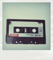 Polaroid: Cassette by bittcy